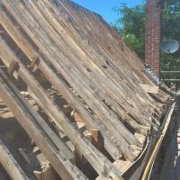 Timber Treatment to a Period Barn